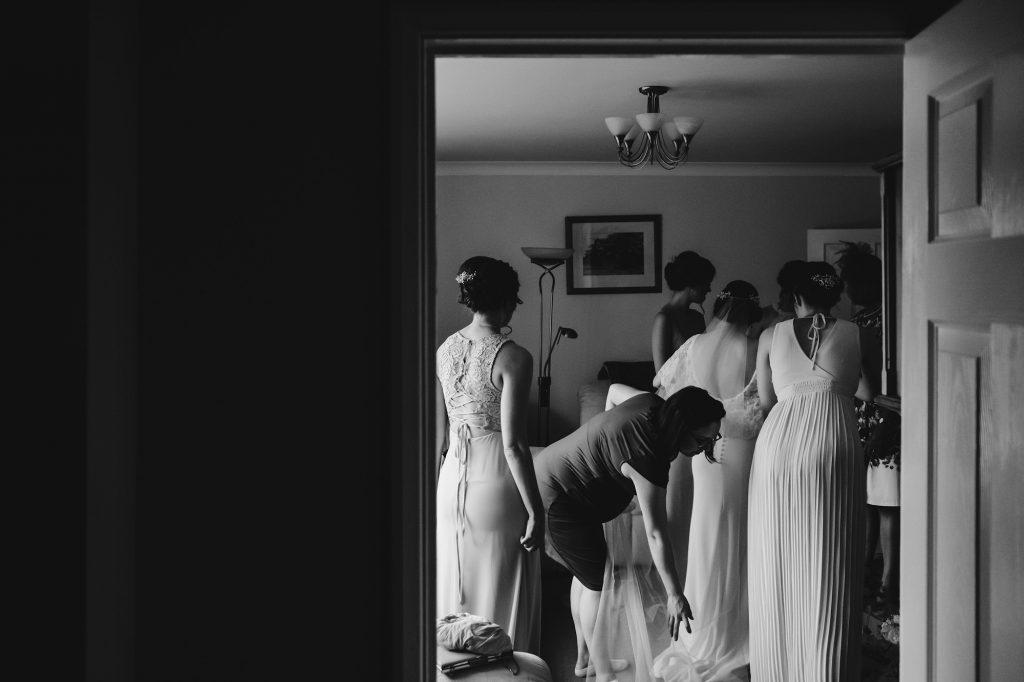 Barnston Lodge Wedding