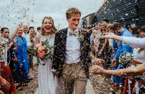 East Quay Wedding, Kent wedding, Whitstable