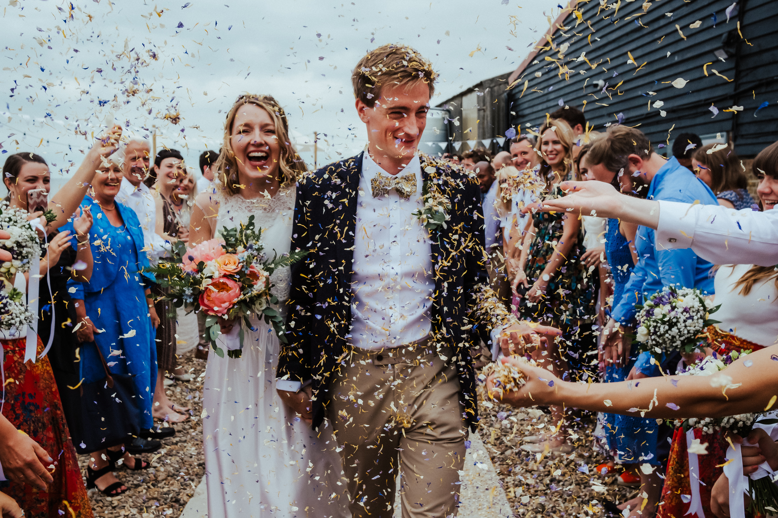 East Quay Wedding, Kent wedding, Whitstable