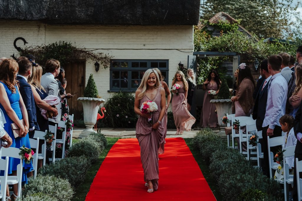 Marleybrook House Wedding