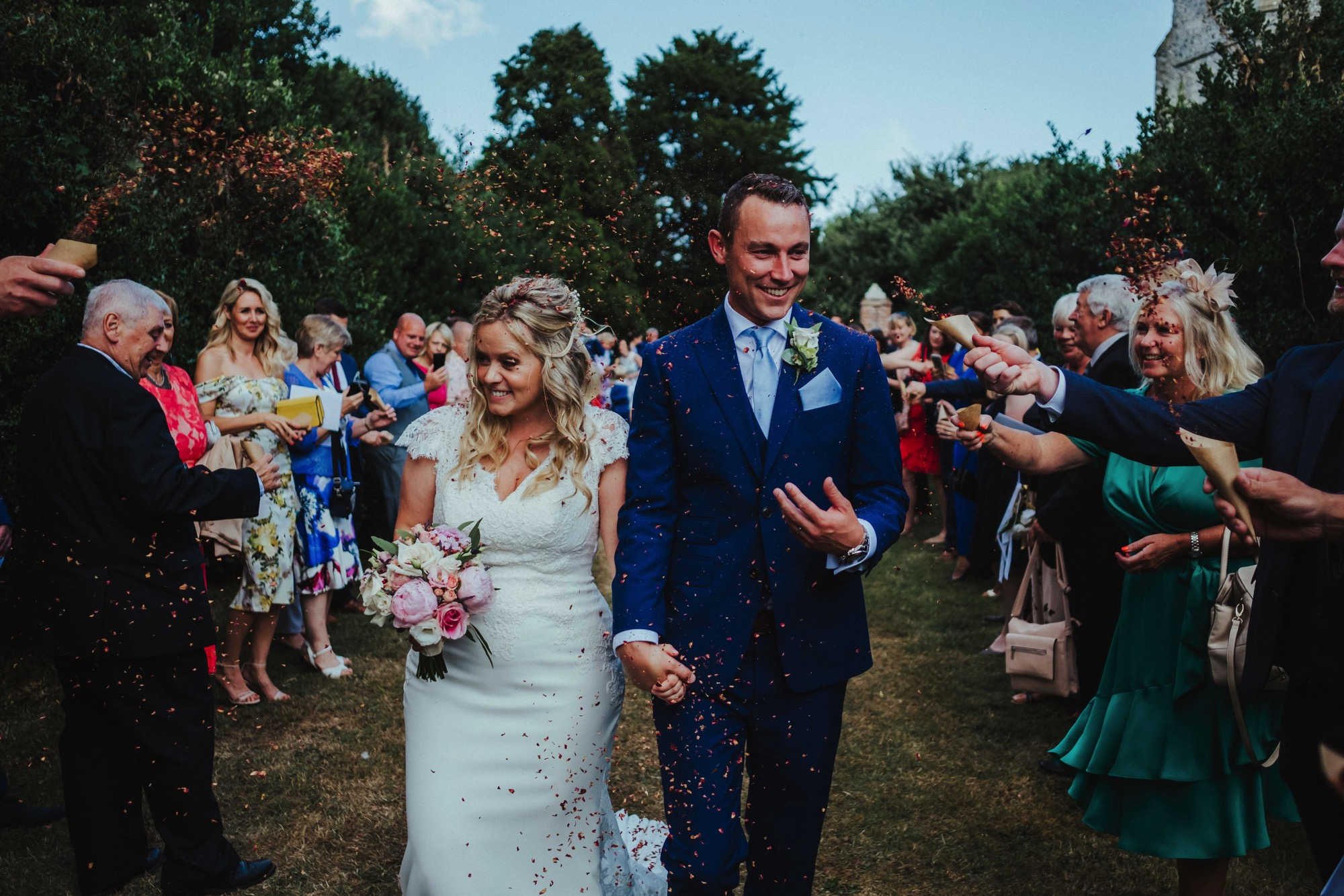 Goodnestone Park Wedding Photographer