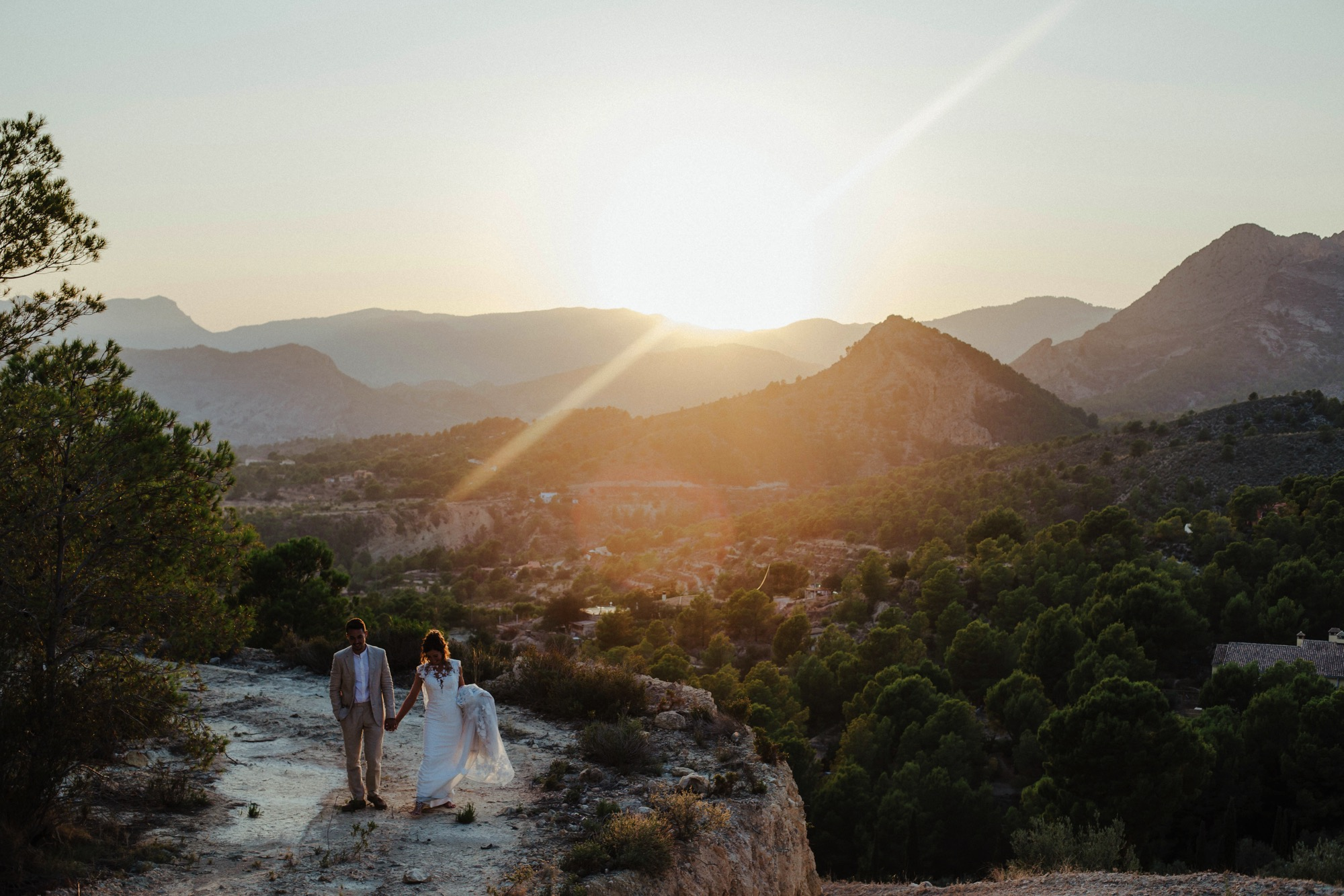 Destination Wedding Photographer Spain