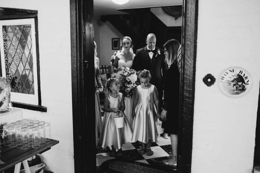 Hayne House Wedding