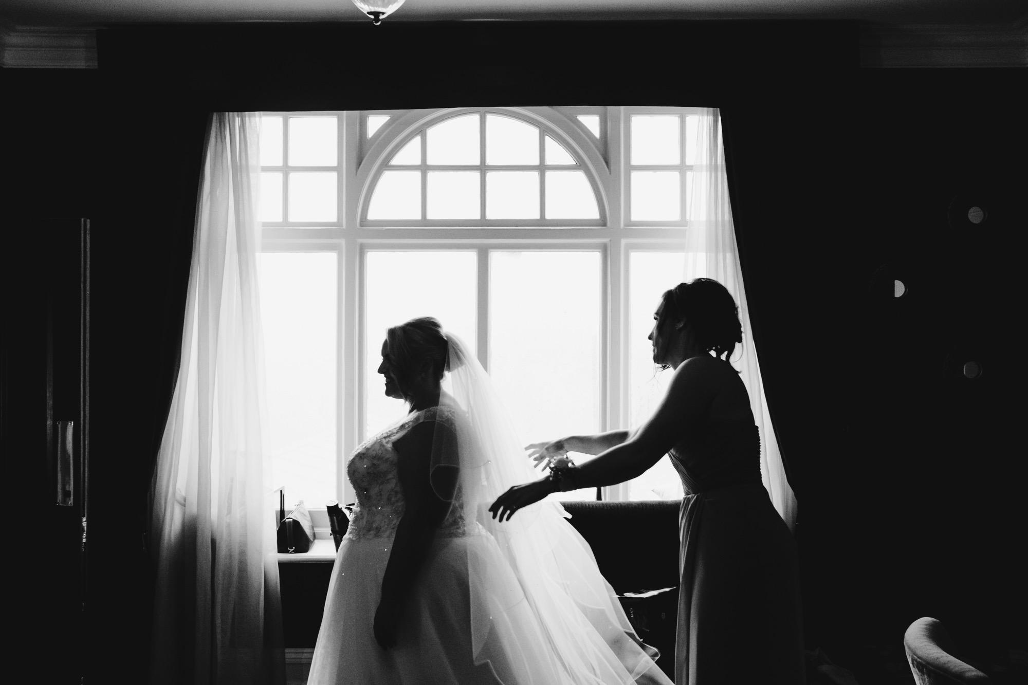 Swynford Manor Documentary Wedding Photographer