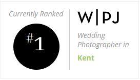 best wedding photographer in kent