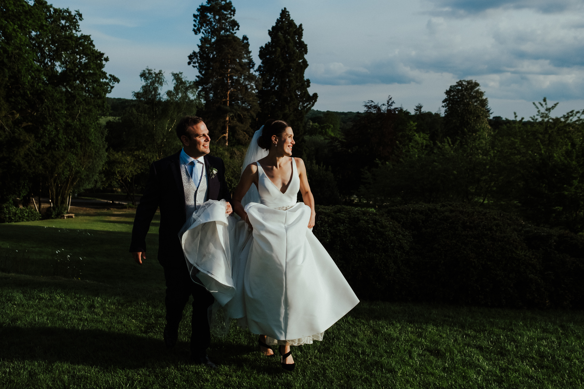 Salomons Estate Wedding Vic & Steve