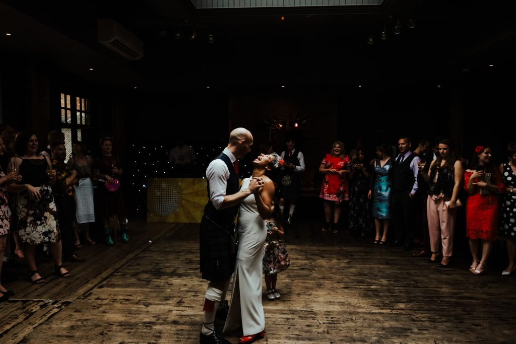 L'affair Wedding
