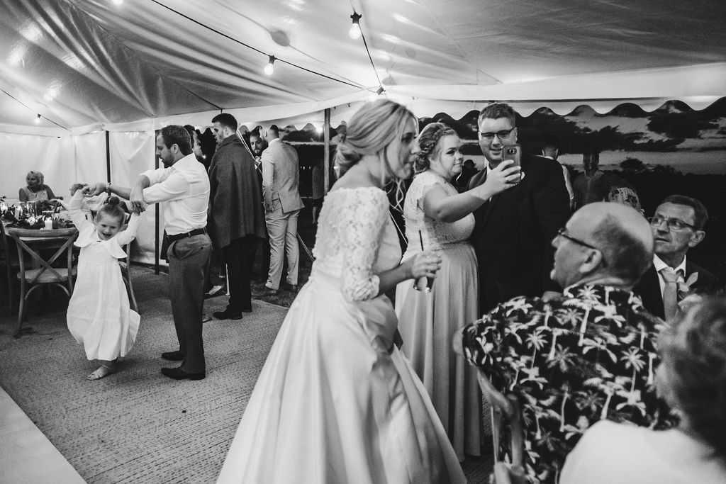 Suffolk Marquee Wedding