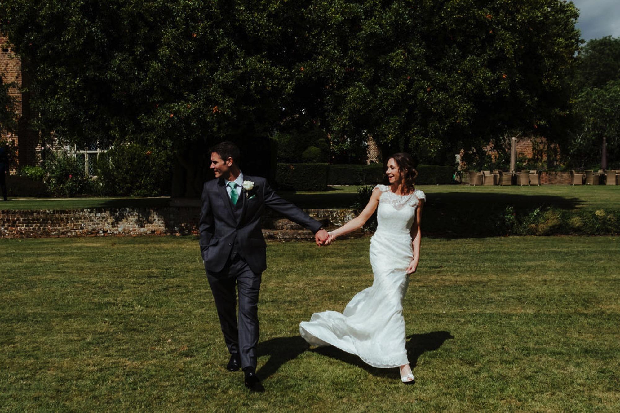 Knowlton Court Wedding