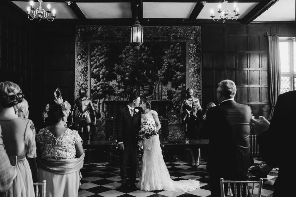 Knowlton Court Wedding