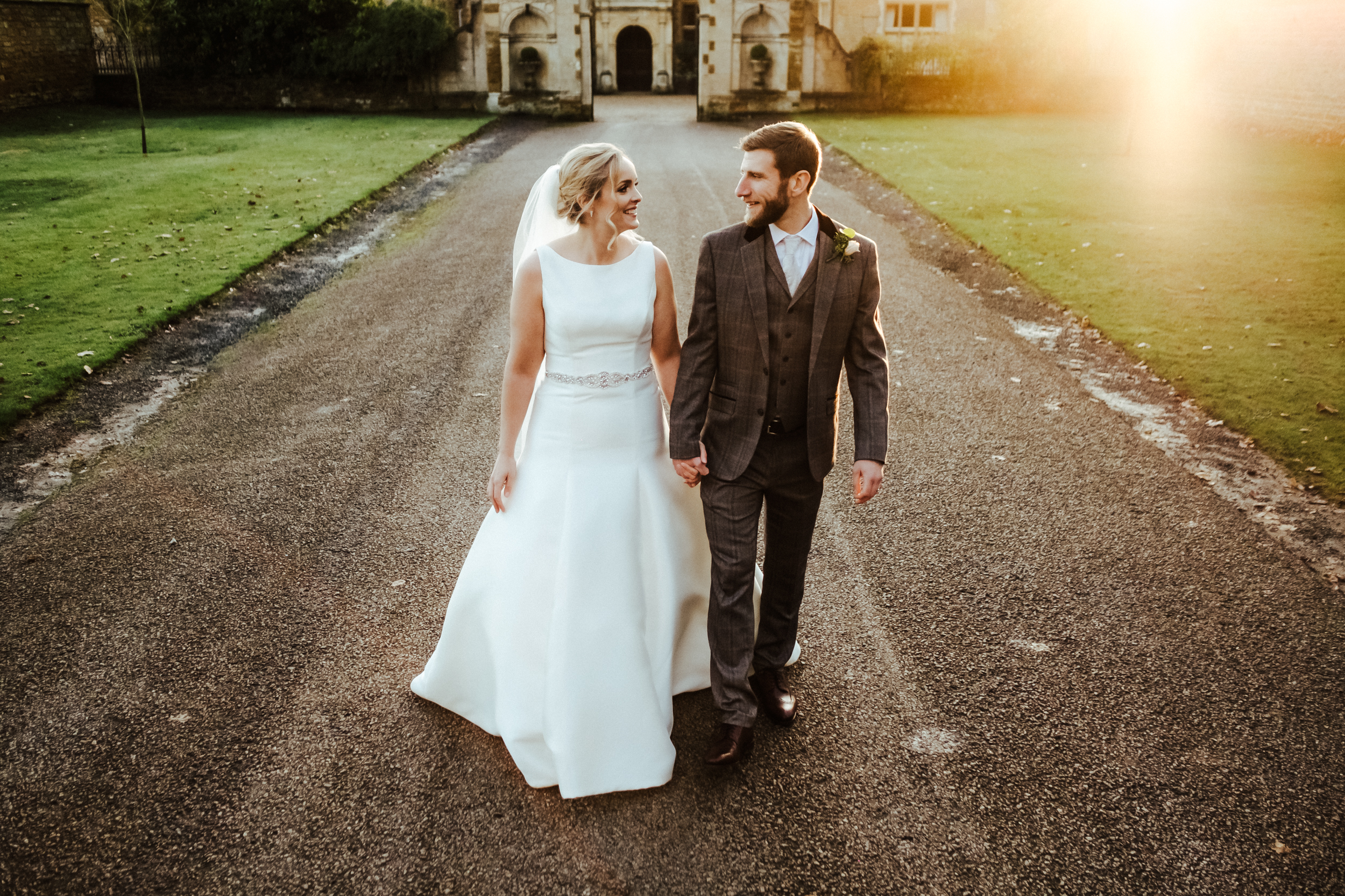 Holdenby House Wedding Photography