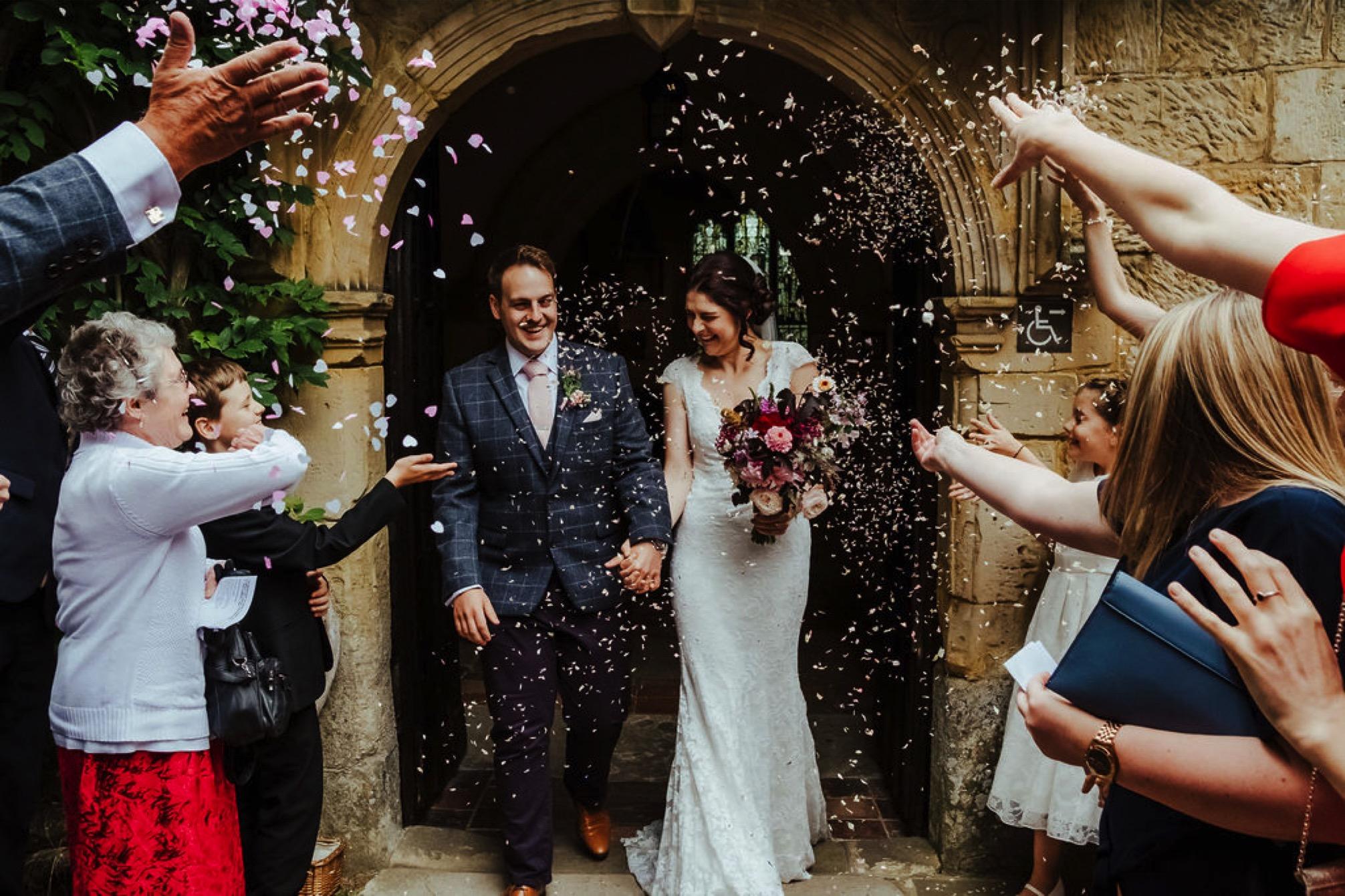 Bore Place Wedding Photographer