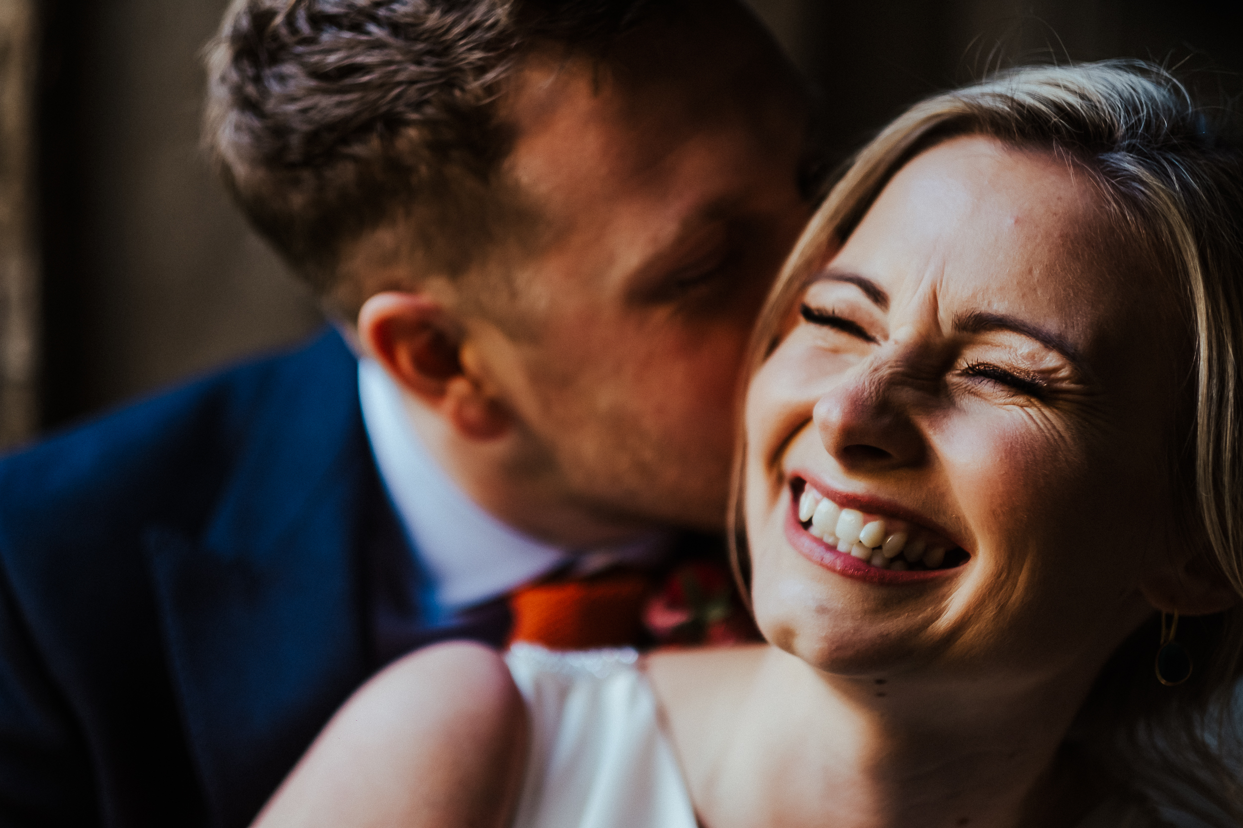 Jesus College Wedding Photographer